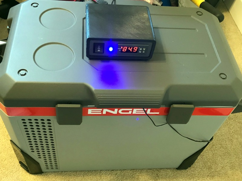 Building A Digital Thermostat For An Engel Cooler